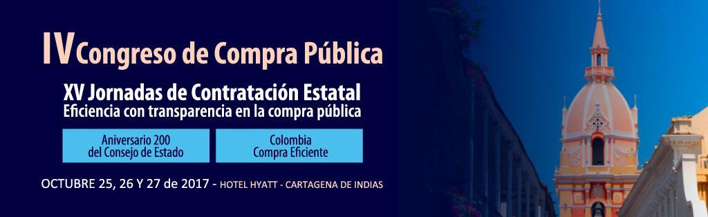 IV Congreso de Contratación Pública