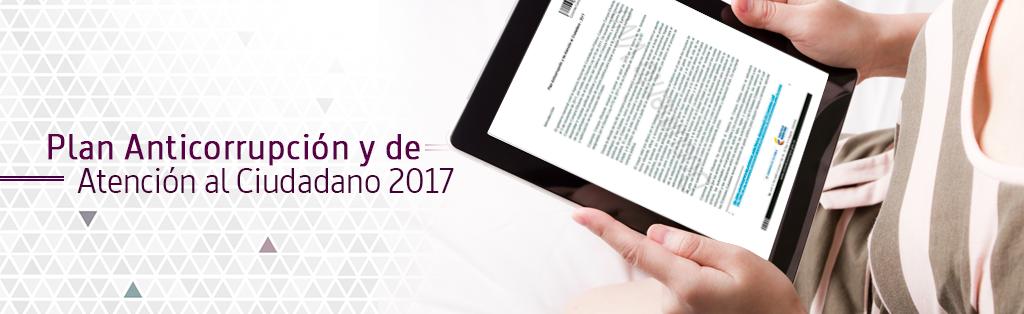 plan anticorrupción 2017